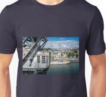 Layers of Maritime History, Bristol Unisex T-Shirt