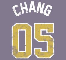 Cho Chang - Quidditch Training - NO.5 Kids Tee