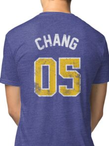 Cho Chang - Quidditch Training - NO.5 Tri-blend T-Shirt