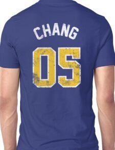 Cho Chang - Quidditch Training - NO.5 Unisex T-Shirt