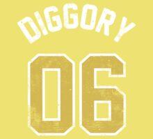 Cedric Diggory - Quidditch Training T-Shirt - NO.6 Kids Clothes