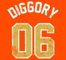 Cedric Diggory - Quidditch Training T-Shirt - NO.6 Kids Tee