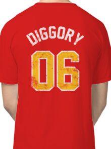Cedric Diggory - Quidditch Training T-Shirt - NO.6 Classic T-Shirt