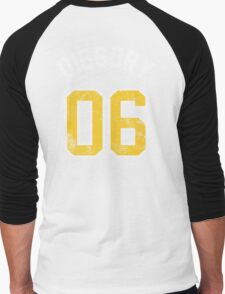 Cedric Diggory - Quidditch Training T-Shirt - NO.6 Men's Baseball ¾ T-Shirt