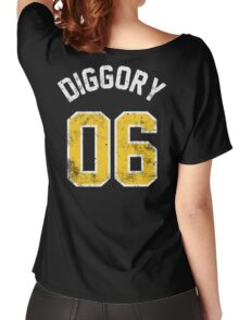 Cedric Diggory - Quidditch Training T-Shirt - NO.6 Women's Relaxed Fit T-Shirt