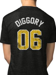 Cedric Diggory - Quidditch Training T-Shirt - NO.6 Tri-blend T-Shirt