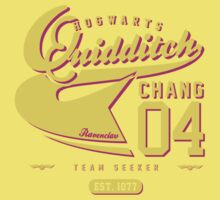 Cho Chang - Quidditch Shirt (Dirty Version) Kids Clothes