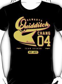 Cho Chang - Quidditch Shirt (Dirty Version) T-Shirt