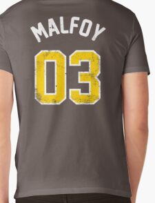Draco Malfoy - Quidditch Shirt - NO.3 Mens V-Neck T-Shirt