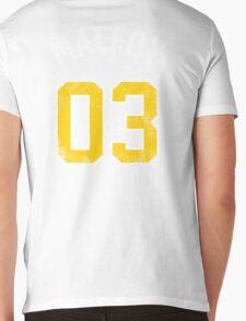 Draco Malfoy - Quidditch Shirt - NO.3 Mens V-Neck T-Shirt