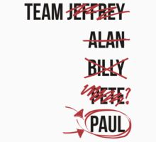 Team... Pete? No Paul! Kids Tee