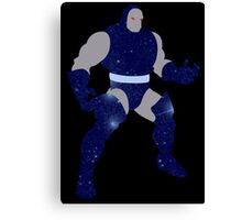 Darkseid Galaxy Canvas Print