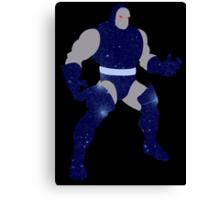 Darkseid Galaxy Canvas Print