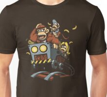 Indiana Kong and the Temple of Nanners Unisex T-Shirt