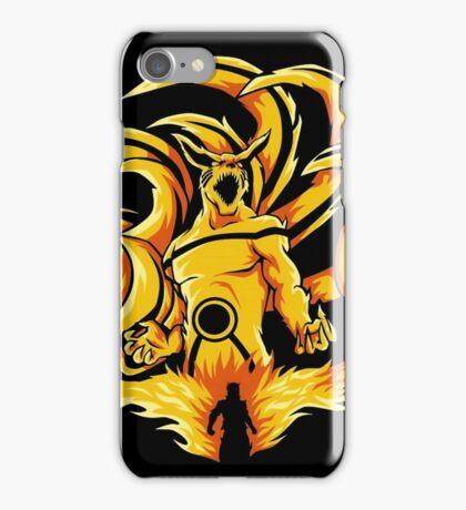 Kurama - Naruto iPhone Case/Skin