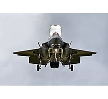 Lockheed Martin F-35B Lightning ll Photographic Print