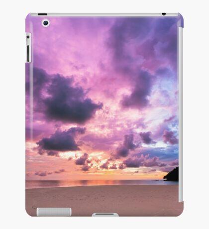 Epic sunset iPad Case/Skin