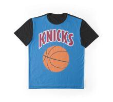 New York Knicks Graphic T-Shirt