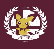 Pichu - Super Smash Bros by TyiraAhearne
