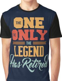 Retirement Graphic T-Shirt