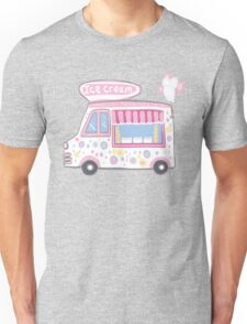 Ice cream truck Unisex T-Shirt