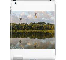 Riding the wind iPad Case/Skin
