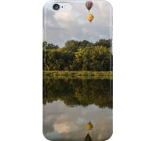 Riding the wind iPhone Case/Skin