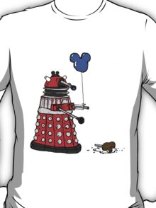 Sympathy of the Daleks T-Shirt