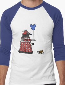 Sympathy of the Daleks Men's Baseball ¾ T-Shirt
