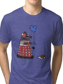 Sympathy of the Daleks Tri-blend T-Shirt