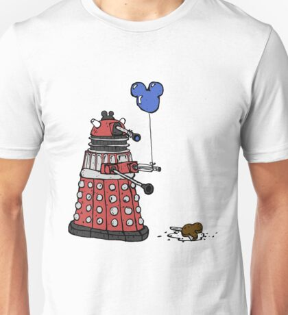 Sympathy of the Daleks Unisex T-Shirt