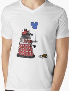 Sympathy of the Daleks Mens V-Neck T-Shirt