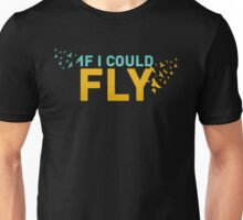 One Direction: MITAM - If I Could Fly Unisex T-Shirt