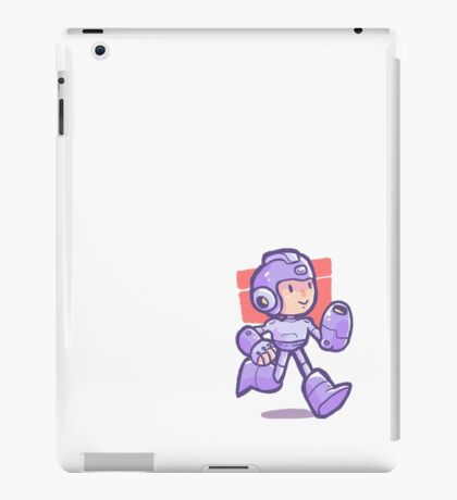 Megaman Strikes iPad Case/Skin