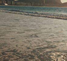Copacabana Beach Ocean Shore  Sticker