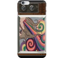 inside out and upside down iPhone Case/Skin