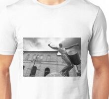 The Drummer Hall For Cornwall Truro Unisex T-Shirt