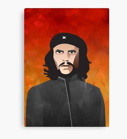 Che Guevara - Pop art Canvas Print