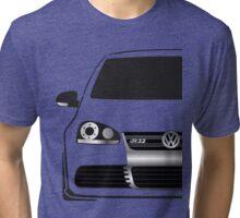 MK5 R32 Half Cut Tri-blend T-Shirt