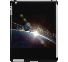 Orbital maneuver iPad Case/Skin