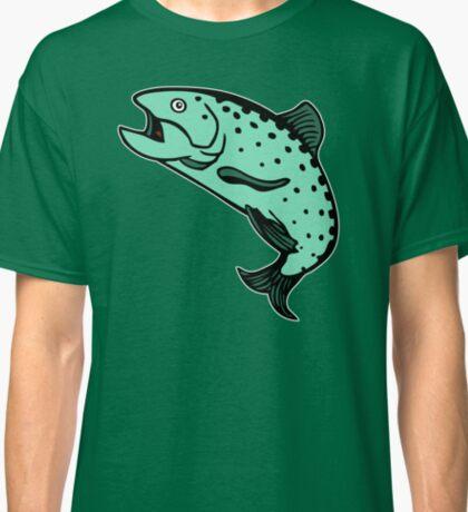 truite saumon Salmon trout Classic T-Shirt