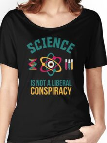 Science Women's Relaxed Fit T-Shirt