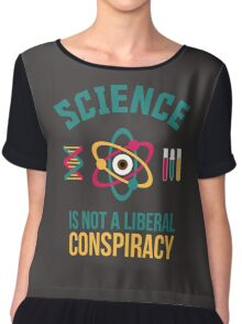 Science Chiffon Top