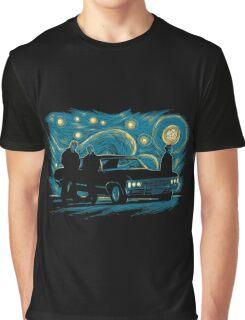 Supernatural Night Ready  Graphic T-Shirt