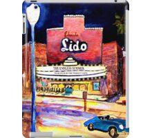 The Lido iPad Case/Skin