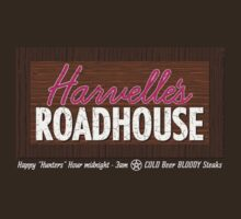 Harvelle's Roadhouse by rexraygun