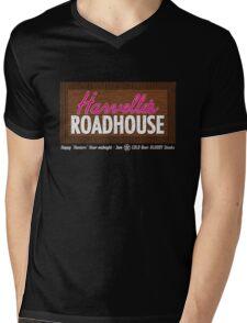 Harvelle's Roadhouse Mens V-Neck T-Shirt