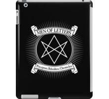 Men of Letters iPad Case/Skin