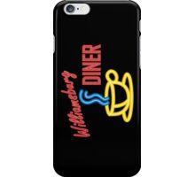 Williamsburg Diner iPhone Case/Skin