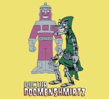 Doctor Doomenshmirtz One Piece - Short Sleeve